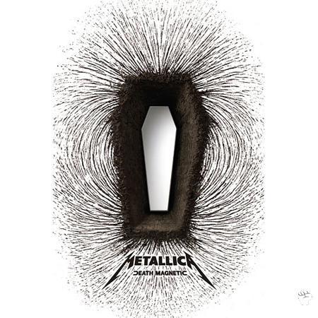 Death Magnetic - Limited Edition (Digipak) by Metallica