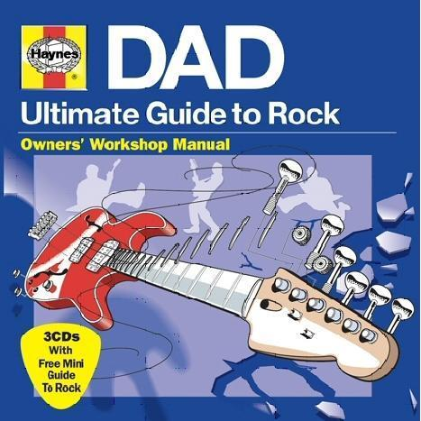 Dad: Ultimate Guide To Rock (3CD) by Various