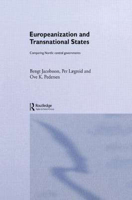 Europeanization and Transnational States by Bengt Jacobsson image