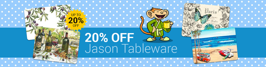 20% Off Jason Tableware