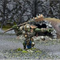 Kings of War Troll Bruiser