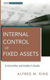 Internal Control of Fixed Assets by Alfred M King