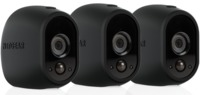 Arlo Replaceable Black Silicone Skins - Black