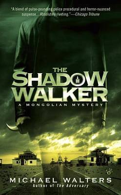 The Shadow Walker by Michael Walters image