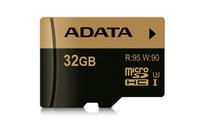 32GB ADATA XPG microSDHC UHS-I U3 Card (Class 10)