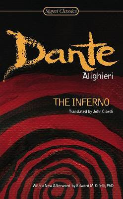 The Inferno by Dante Alighieri image