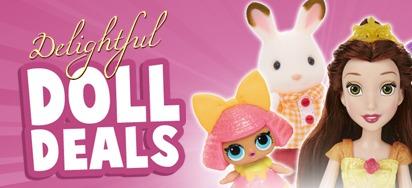 Delightful Doll Deals!