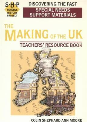Discovering the Making of the UK by Colin Shephard image