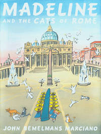 Madeline and the Cats of Rome by John Bemelmans Marciano image