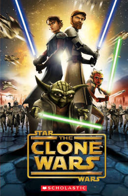 Star Wars: The Clone Wars Audio Pack (Scholastic Readers)