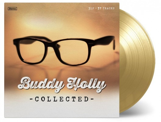 Collected by Buddy Holly image