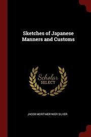 Sketches of Japanese Manners and Customs by Jacob Mortimer Wier Silver image