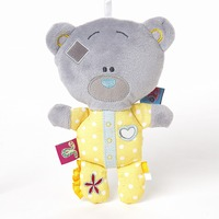 Tiny Tatty Teddy: Clip On Flat Plush Bear
