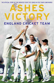 Ashes Victory by The England Cricket Team image