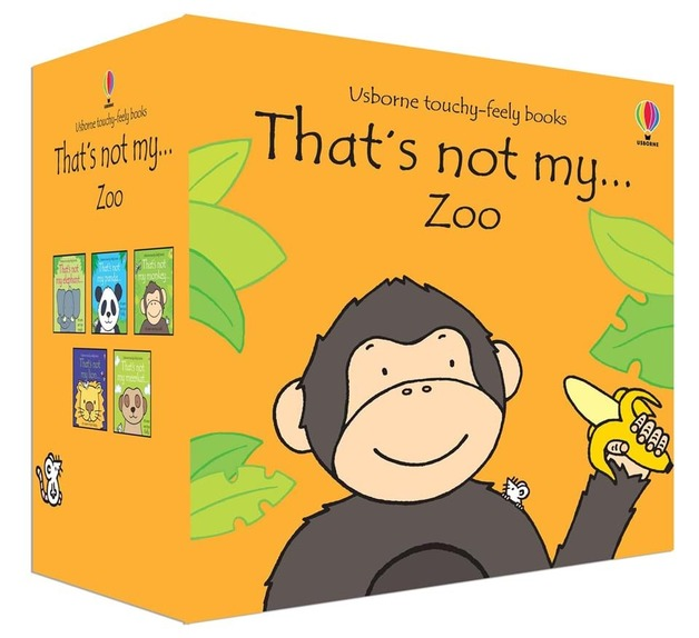 That's Not My... Zoo Boxed Set