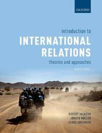 Introduction to International Relations by Richard Jackson