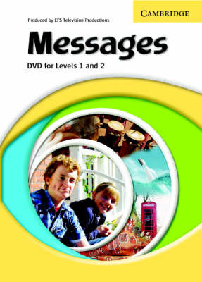 Messages Level 1 and 2 Video DVD (PAL/NTSCO) with Activity Booklet by Peter Walton image