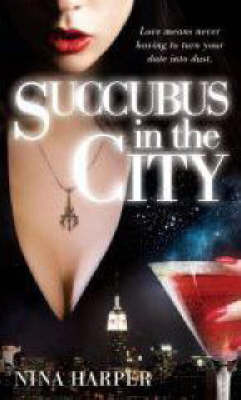 Succubus in the City by Nina Harper image