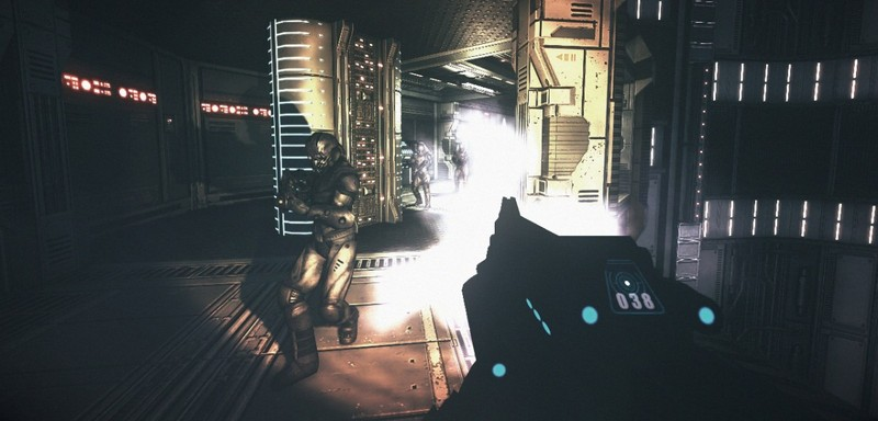 Chronicles of Riddick: Assault on Dark Athena for Xbox 360 image