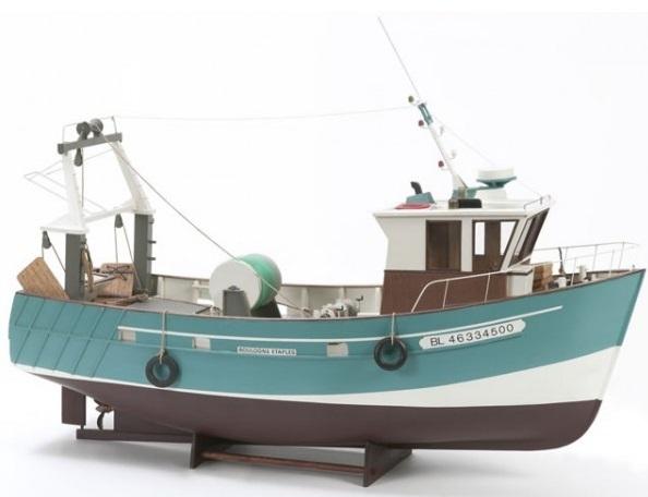 Billing Boats Boulogne Etaples 1/20 Model Kit
