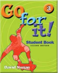 Go for It!: Book 3B by David Nunan image