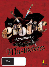 The Erotic Adventures Of The Three Musketeers on DVD
