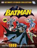 Batman Ultimate Sticker Collection by Dorling Kindersley