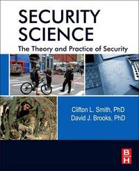 Security Science by Brooks