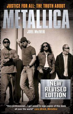 Metallica: Justice for All by Joel McIver image