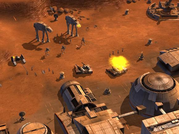 Star Wars Empire At War Gold Edition (Game + Expansion) for PC Games image