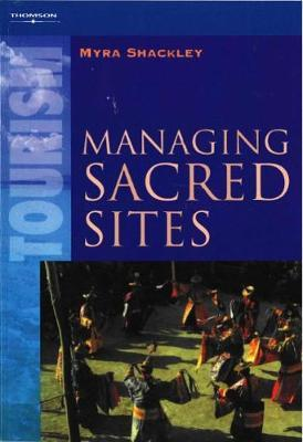 Managing Sacred Sites by Myra Shackley image
