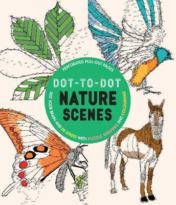 Dot-to-Dot Nature Scenes by Any Puzzle Media Ltd
