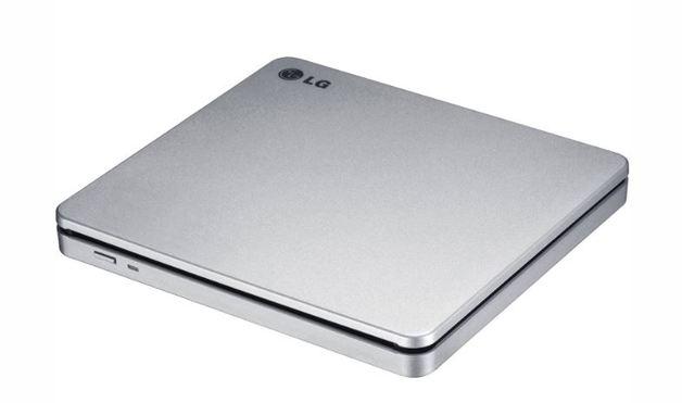 LG SuperMulti Blade 8X Portable DVD Writer