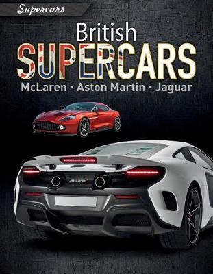 British Supercars by Paul Mason