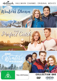 Hallmark Collection One: Winter'S Dream/The Perfect Catch/One Winter Weekend on DVD