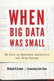 When Big Data Was Small by Richard D. Cramer