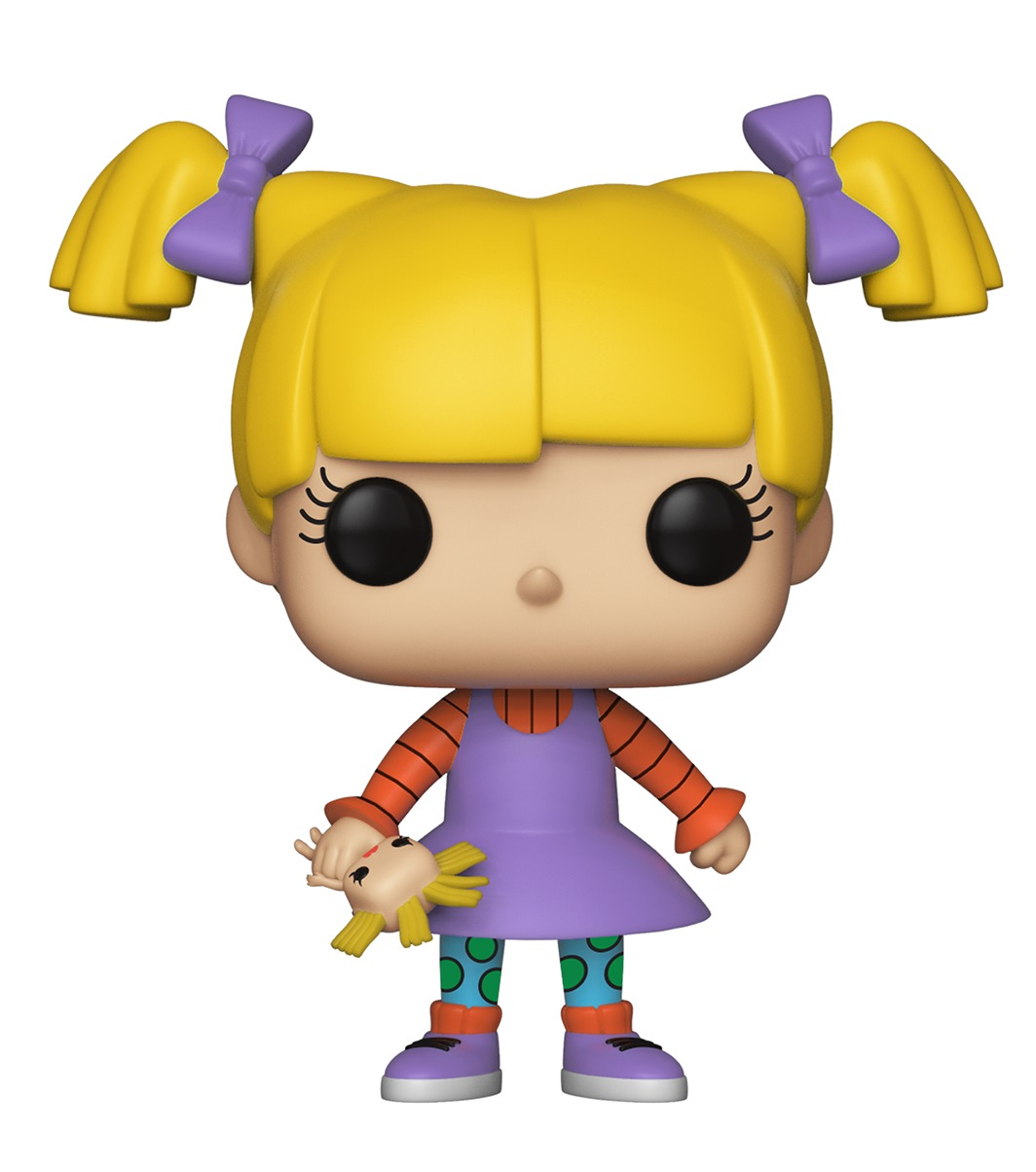 Rugrats - Angelica Pop! Vinyl Figure image