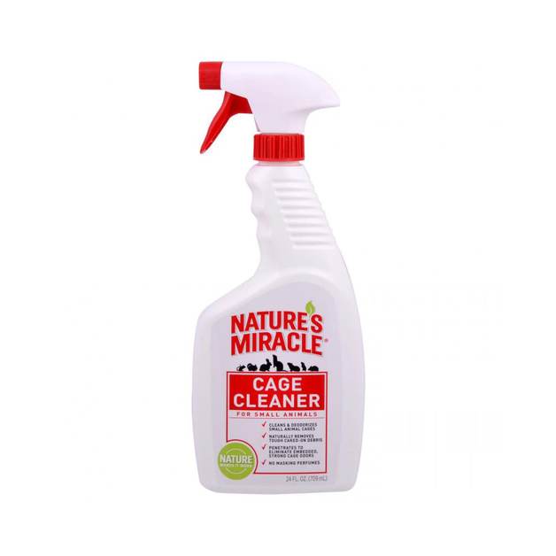 Nature's Miracle: Cage Cleaner for Small Animals - 709ml