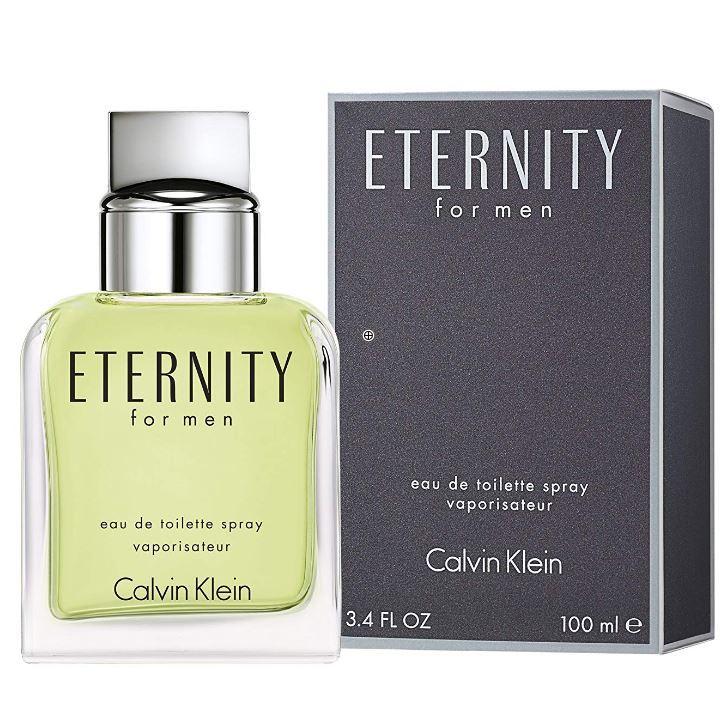 Calvin Klein - Eternity for Men Fragrance (100ml EDT) image