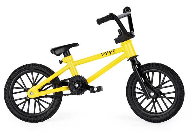 Tech Deck: BMX Finger Bike - FULT (Yellow/Black)