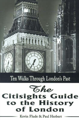 The Citisights Guide to London by Kevin Flude image