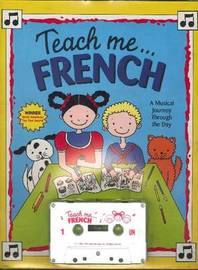 Teach Me French by Judy Mahoney image
