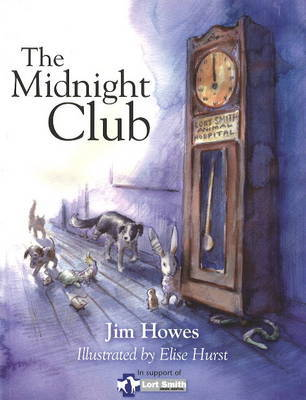 The Midnight Club by Jim Howes image