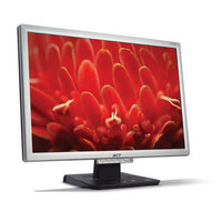 "Acer AL2216WD 22"" Wide LCD 5ms DVI Monitor Colour: Silver and Black image"