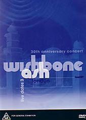 Wishbone Ash - Live Dates 3: 30th Anniversary Concert on DVD