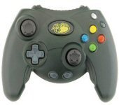 Mad Catz Hand Controller - Green for Xbox