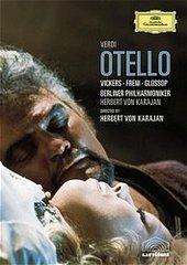 Verdi: Otello (complete opera recorded in 1987) on DVD