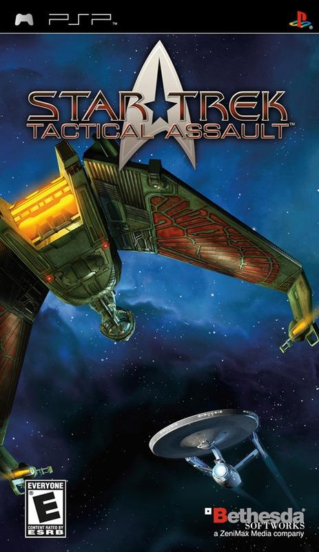 Star Trek: Tactical Assault for PSP