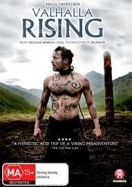 Valhalla Rising on DVD