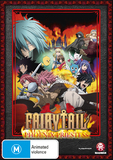 Fairy Tail The Movie: Phoenix Priestess on DVD